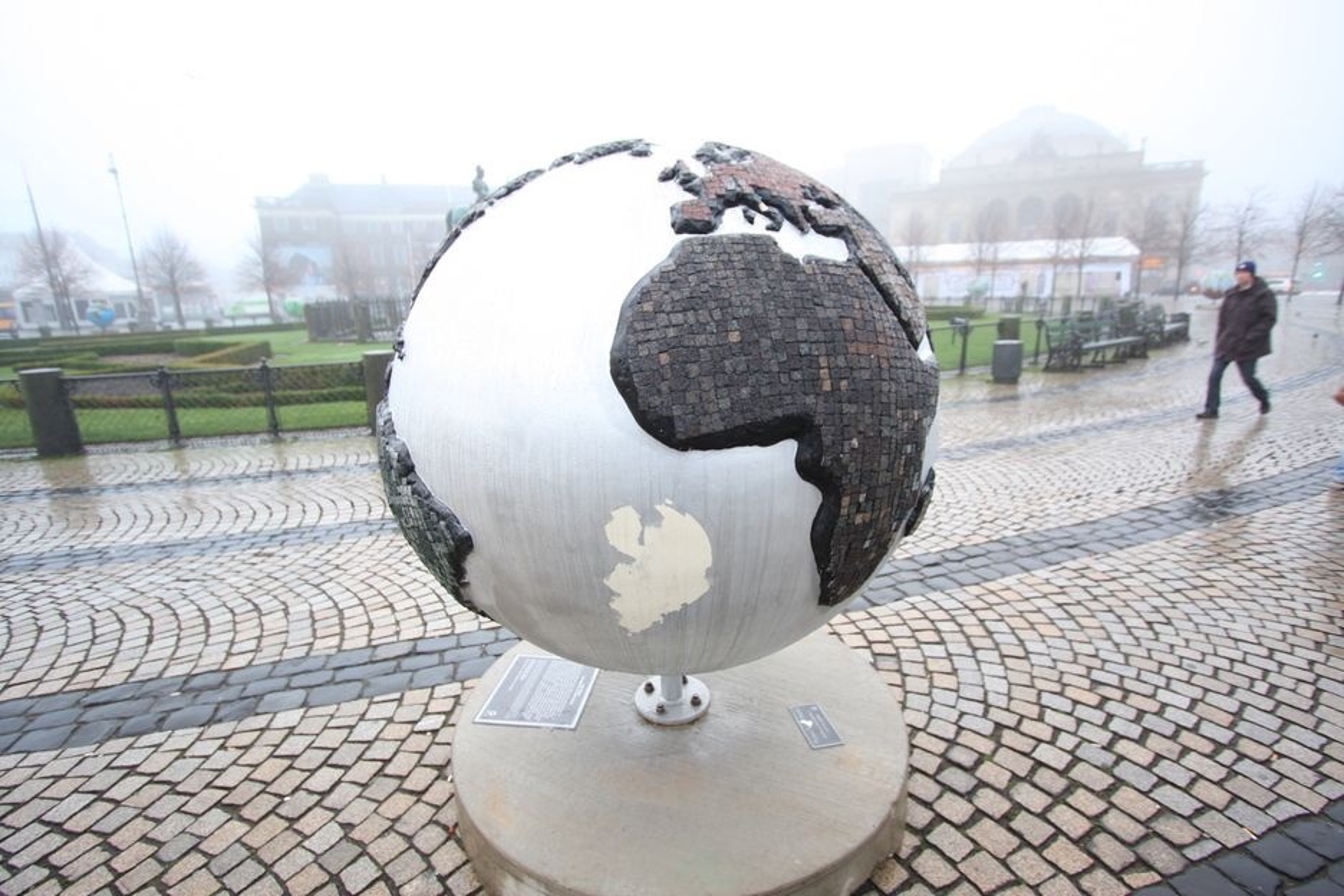 Jordklode Klima Klimamøte København 2009