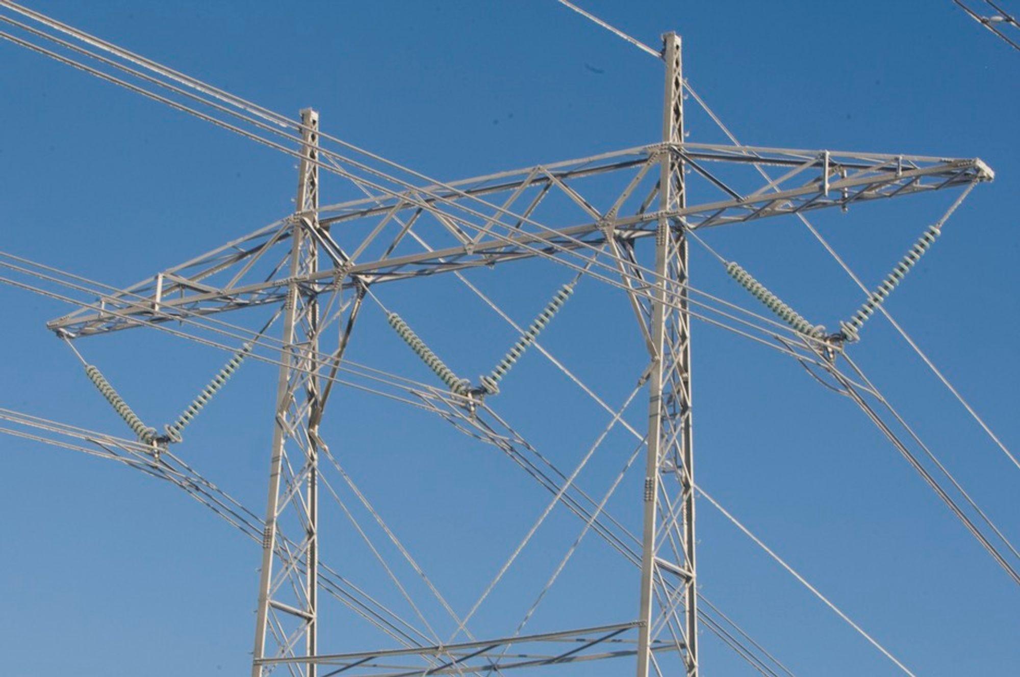 Statnett oppgraderer kraftlinjen mellom Samnanger og Mauranger.