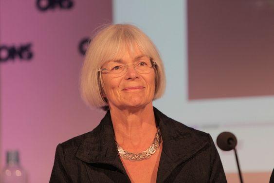 Forskningsminister Tora Aasland. ONS 2010.