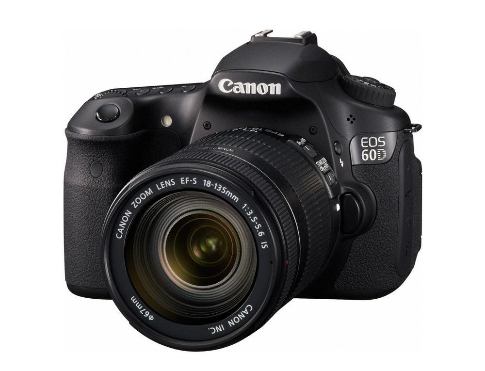 Canons 60D bringer prosumerklassen nærmere 550D, sannsynligvis for å holde seg unna 7Ds marked.