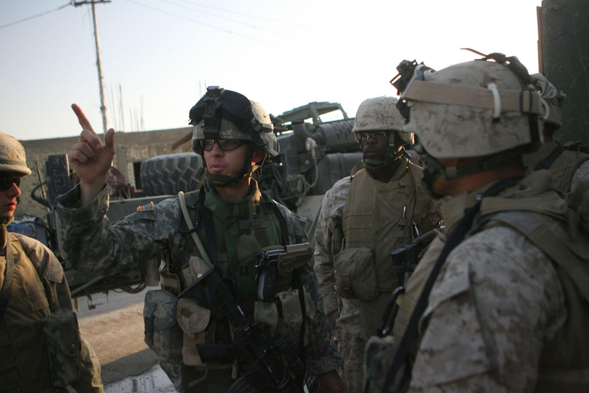 NY KONTRAKT: Kongsberg Gruppen skal levere våpensystemer verdt rundt 515 millioner kroner til US Army.