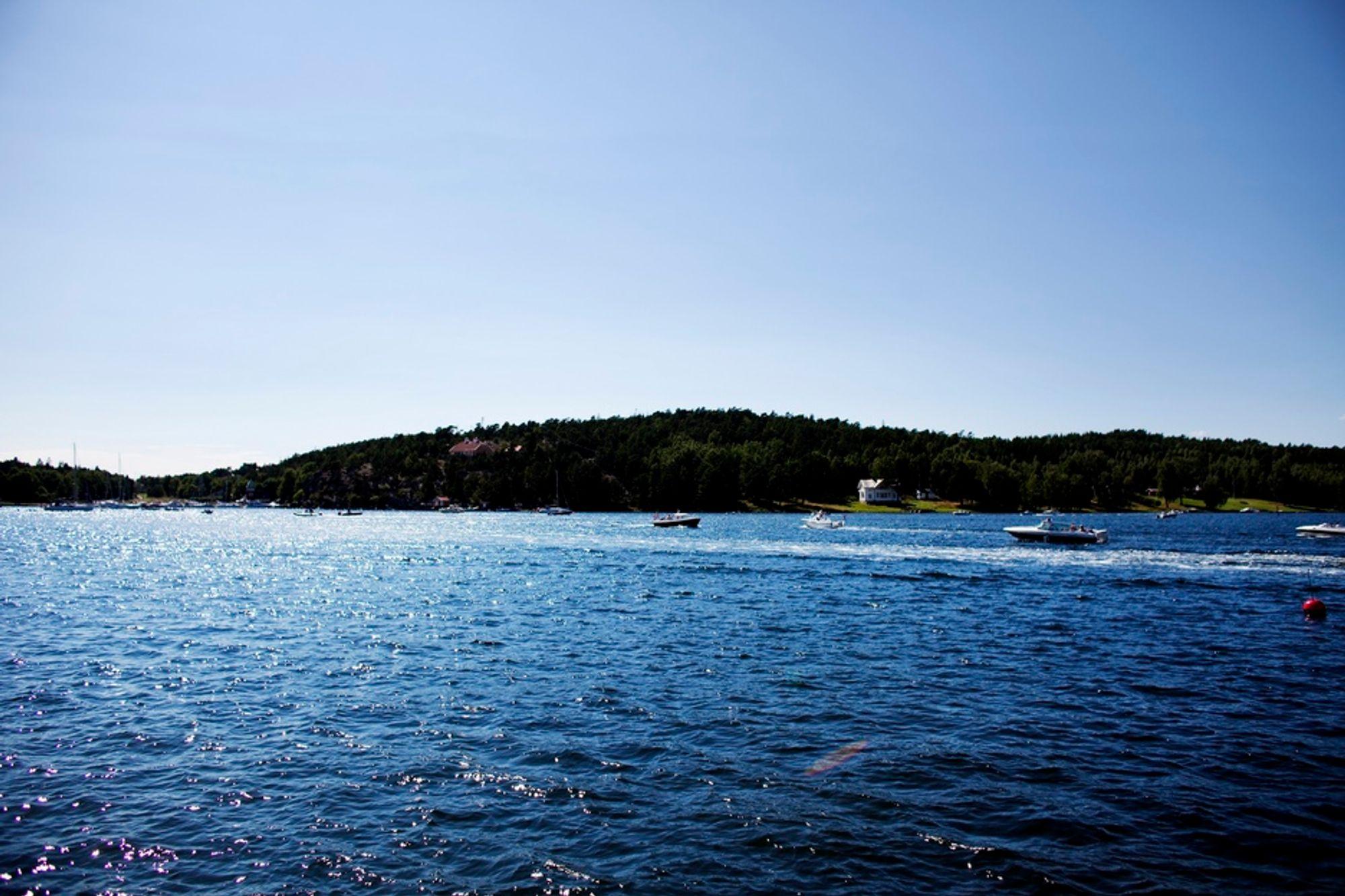 INGEN HENSYN: WWF mener Miljøverndepartementet ikke tar hensyn til risikoen for at fremmede arter kan skade marint plante- og dyreliv i Norge, ettersom forbudet mot å slippe ut ballastvann i norske havner ble opphevet fra 1. juli.