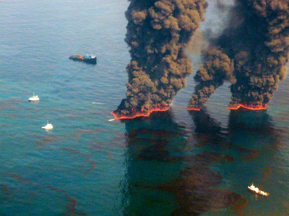 GÅR DYPERE: Statoils pågående boring på Tucker-prospektet foregår på større havdyp enn BPs ulykkesbrønn på Macondo-feltet. Dybden får av mange skylden for det katastrofale utfallet for BP.