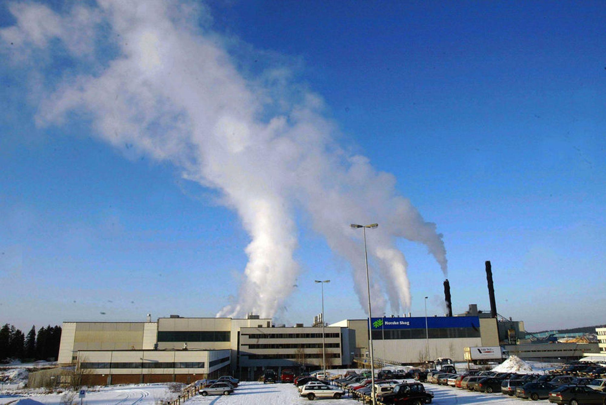 PRØVER IGJEN: Industrikraft Midt-Norge skal igjen vurdere om det kan bygges gasskraftverk på Skogn.
