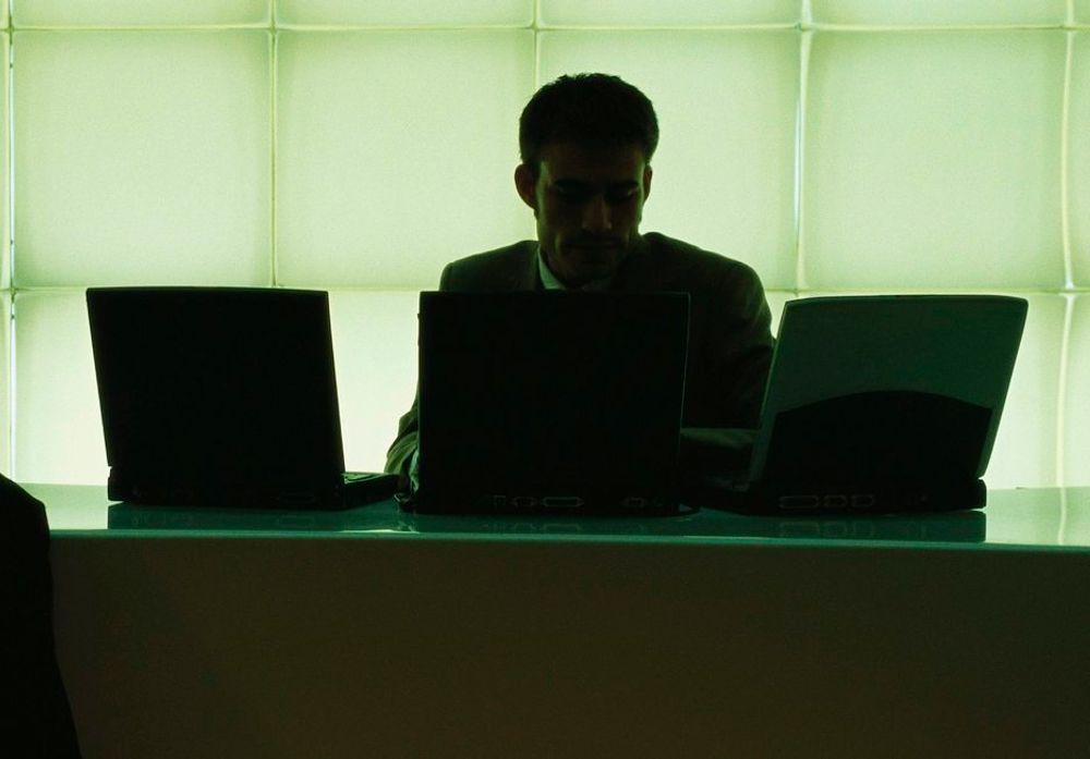 LOVBRUDD: En IT-ekspert uten jobb kan bruke sine ferdigheter ulovlig, mener Cisco.