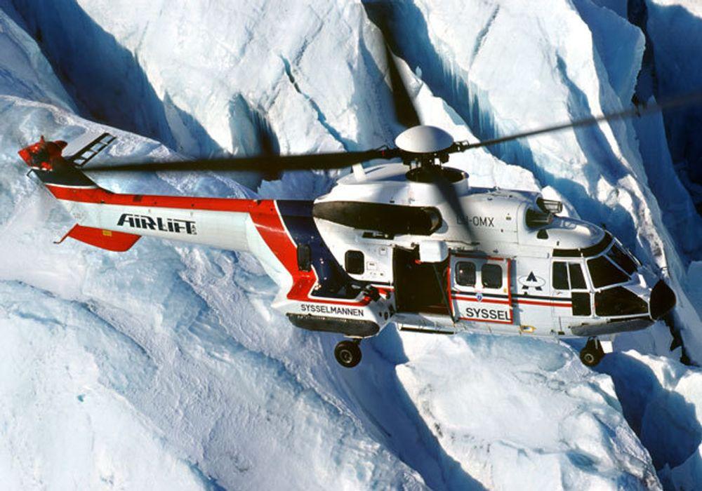 Lufttransport tar over tjenesteleveranse av Sysselmannens helikoptertjeneste på Svalbard. Kontrakten  innebærer at to redningshelikopter av typen AS 332L1 Super Puma blir stasjonert på Svalbard lufthavn.