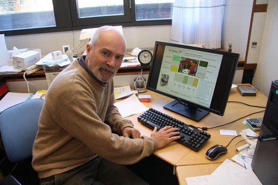 GRÜNDER: Rune Wendelbo startet sitt eget firma i 2005, etter å ha jobbet 16 år i Sintef. Han angrer ikke på det.