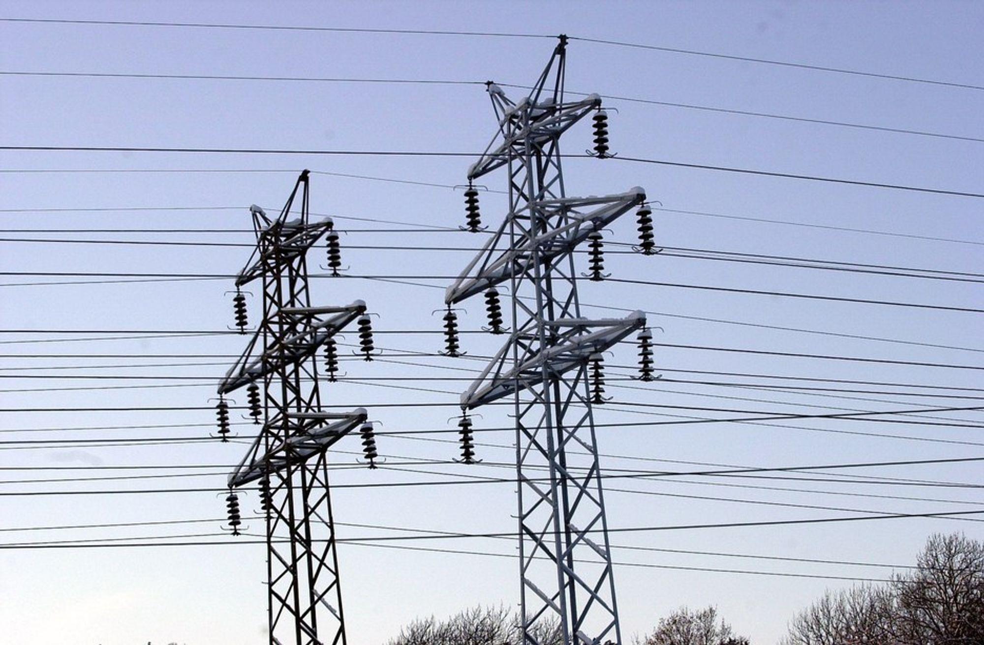REKORD: Forbruket i alminnelig forsyning var 9 771 GWh i februar.  Det er det høyeste nivået som registrert for februar.