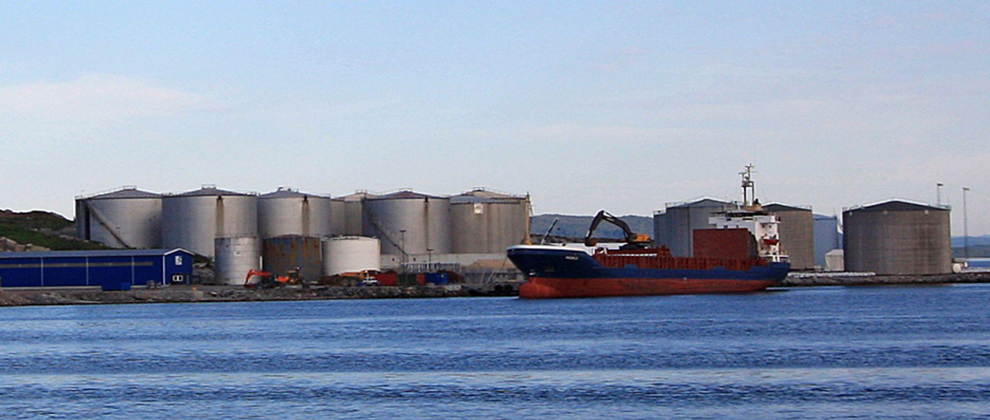 Klif har godkjent nye planer for drift på Sløvåg i Gulen kommune.