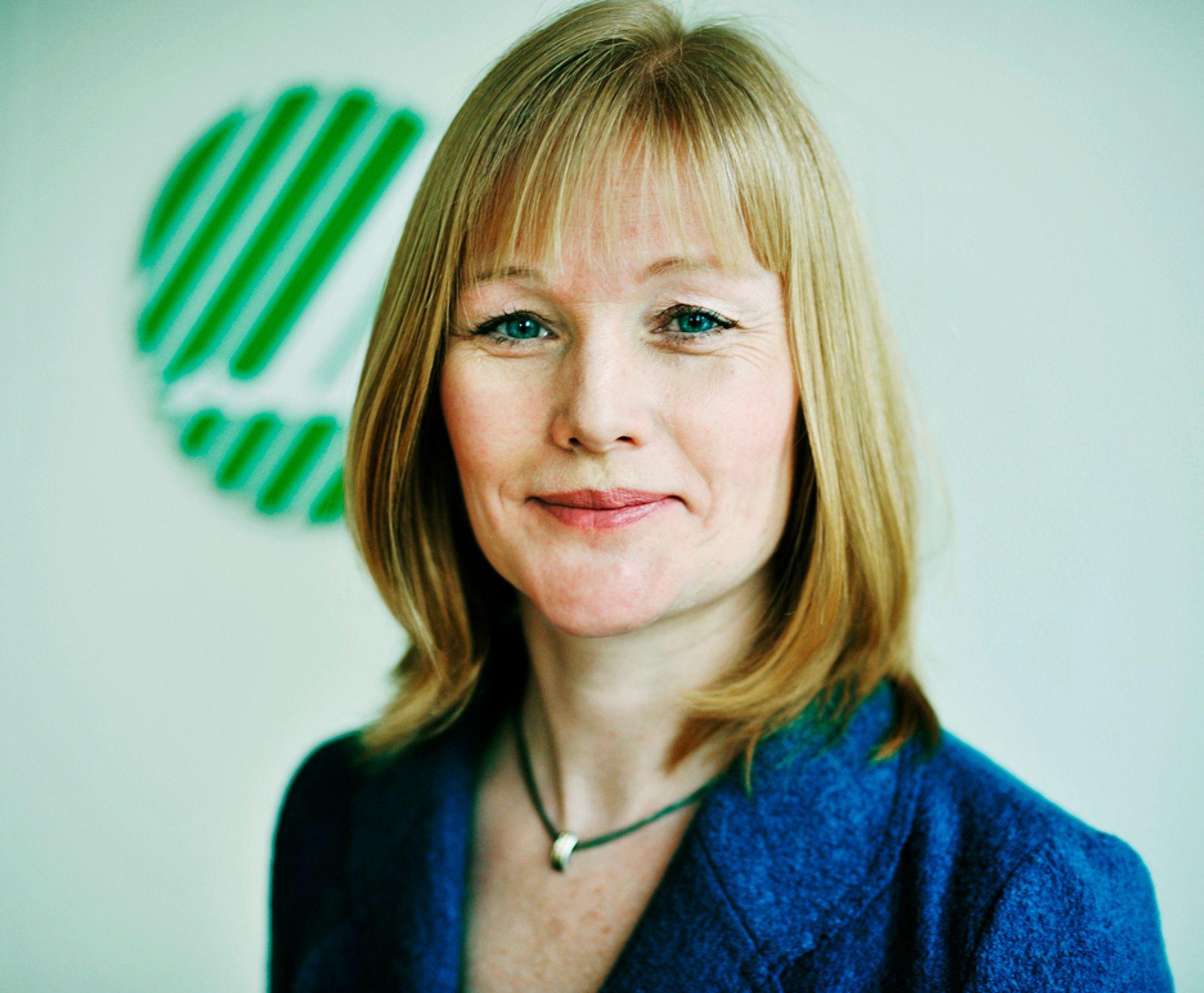 Alvhild Hedstein, administrerende direktør i Stiftelsen Miljømerking.
