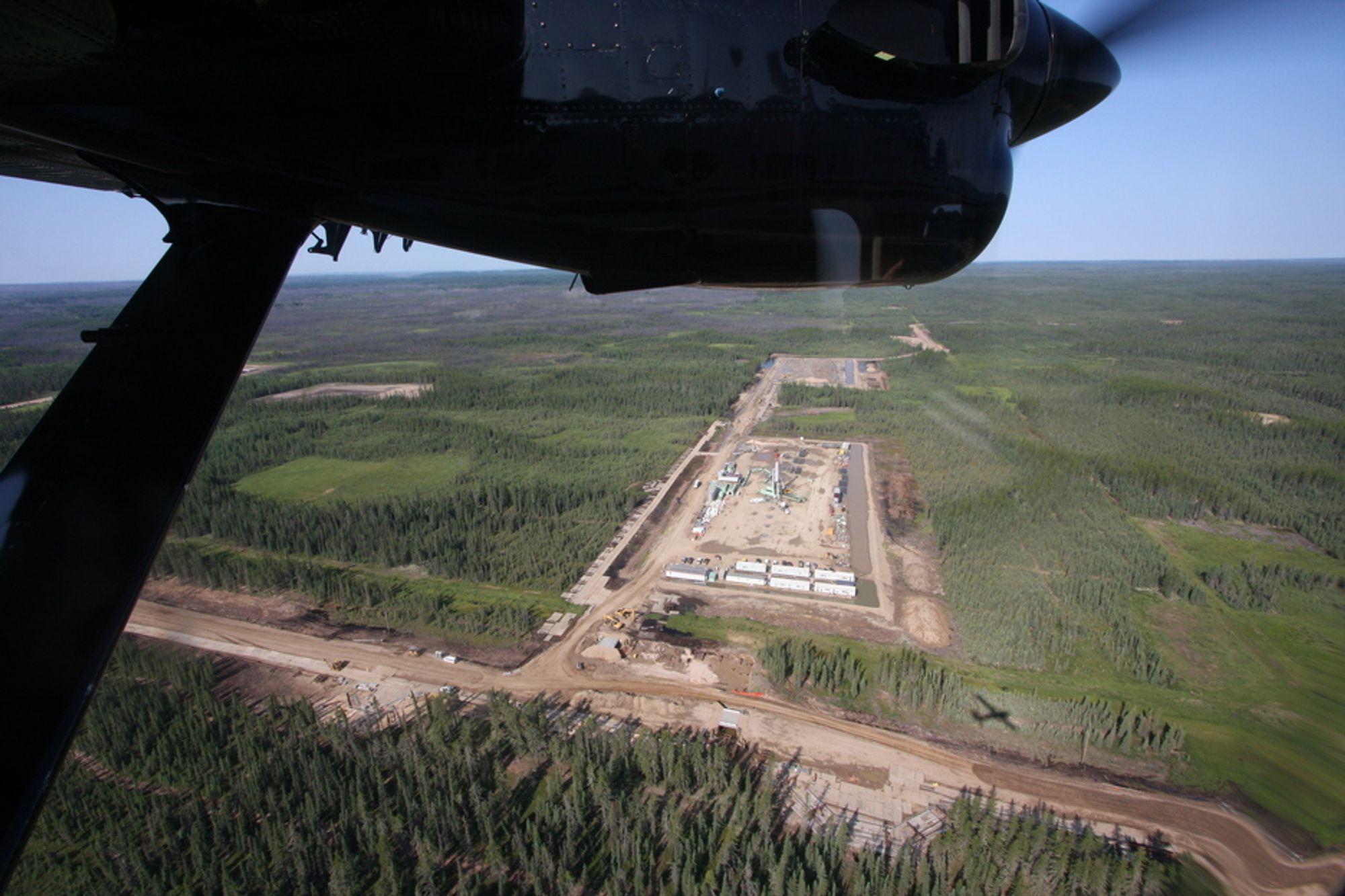 Statoils oljesandprosjekt i Alberta i Canada har vært under tiltale for brudd på vanntillatelsene i provinsen. De slapp billig unna.