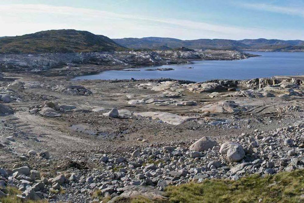 HAR NOK: NVE trenger ikke mer informasjon om effekten på biologisk mangfold og årsaken til den lave fyllingsgraden til norske vannmagasin.
