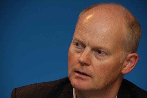 Per Einar Weiseth, leder for informasjonsstyring og samarbeid, Statoil.