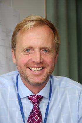 Bjørn Kj. Haugland, DNV GL.