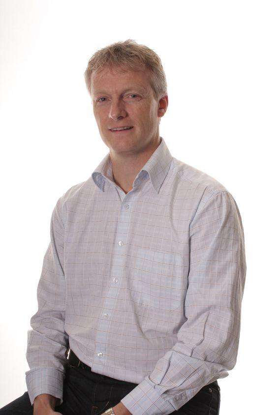 OPTIMIST: Daglig leder Torgeir Nærø har stor tro på prosessen som Sorbwater Technology har utviklet.
