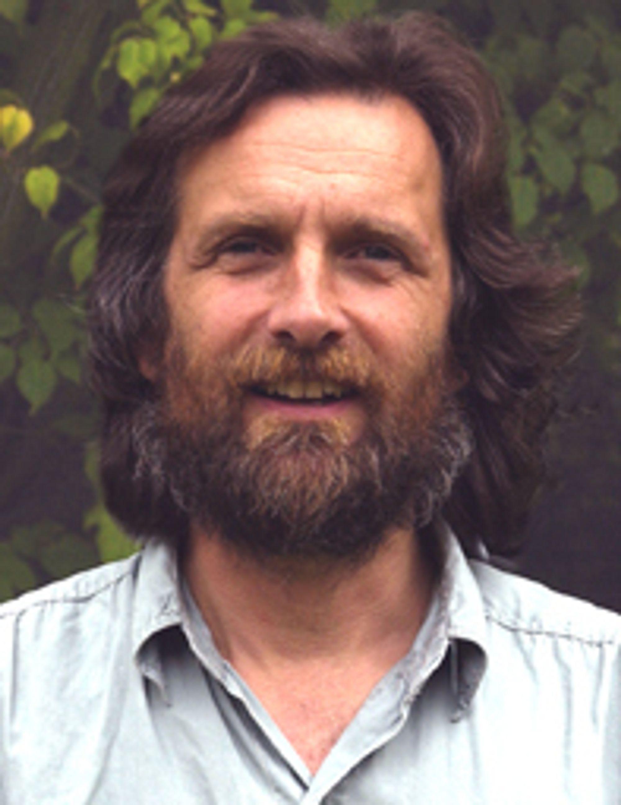 - VIL BLI BILLIGERE: Professor Stuart. S. Haszeldine ved Universitetet i Edinburgh tror energiforbruket ved CO2-fangst kan reduseres til mellom 2 og 10 prosent.