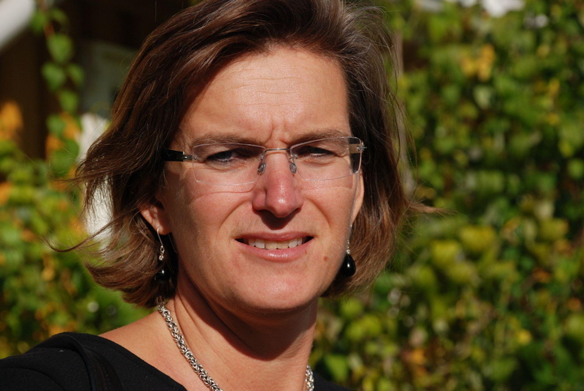 U-LANDSKVOTER: Norske bedrifter leverte inn tre millioner såkalte CDM-klimakvoter fra prosjekter i u-land, opplyser Klif-direktør Ellen Hambro.