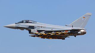Eurofighter tilbake i kampen