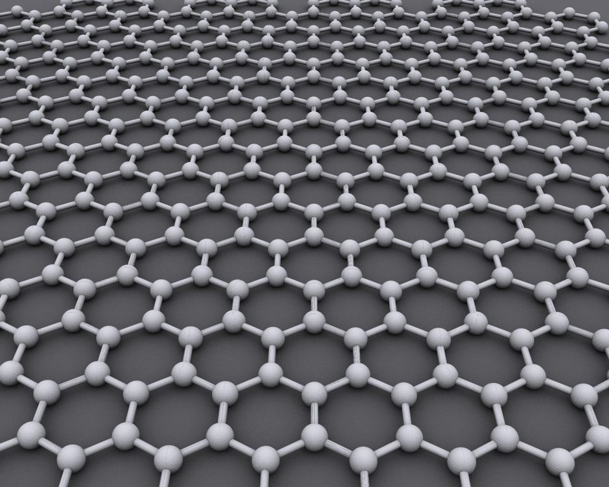 Grafén er et materiale med kun et flatt lag av karbonatomer. Nanotek har imidlertid klart å få grafén til å krølle seg, slik at de flate arkene ikke overlapper hverandre.