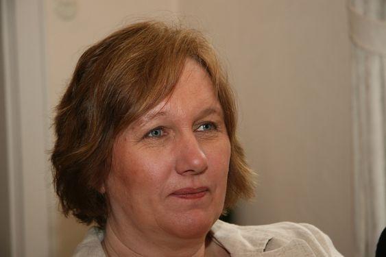 Ingeborg Rasmussen, dalgig leder Vista Analyse