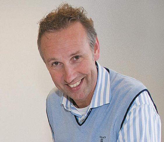 Administrerende direktør Bob Rietveldt i Ulstein Sea of Solutions har tett kontakt med potensielle verft og kunder.
