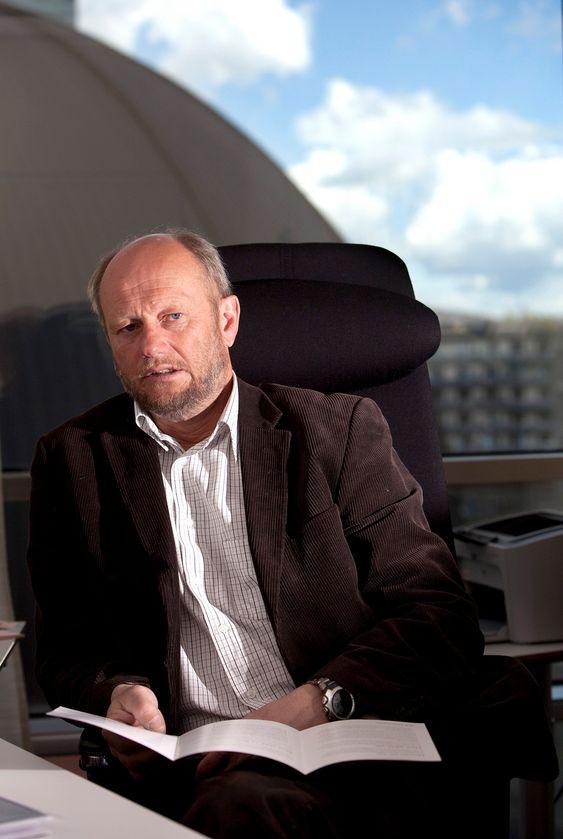 Administrerende direktør Stein Lier-Hansen i Norsk Industri