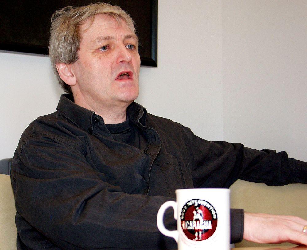 ANVENDELIG KUNNSKAP:Alf Holmelid utnytter sin kybernetiske bakgrunn på en rekke områder. FOTO: GUNN REIDUN RYVIK