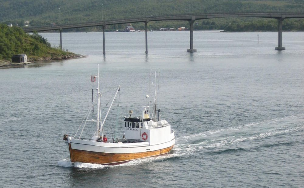 NY JOBB: Fiskebåter med litt ekstra utstyr kan brukes i beredskapen mot oljesøl.