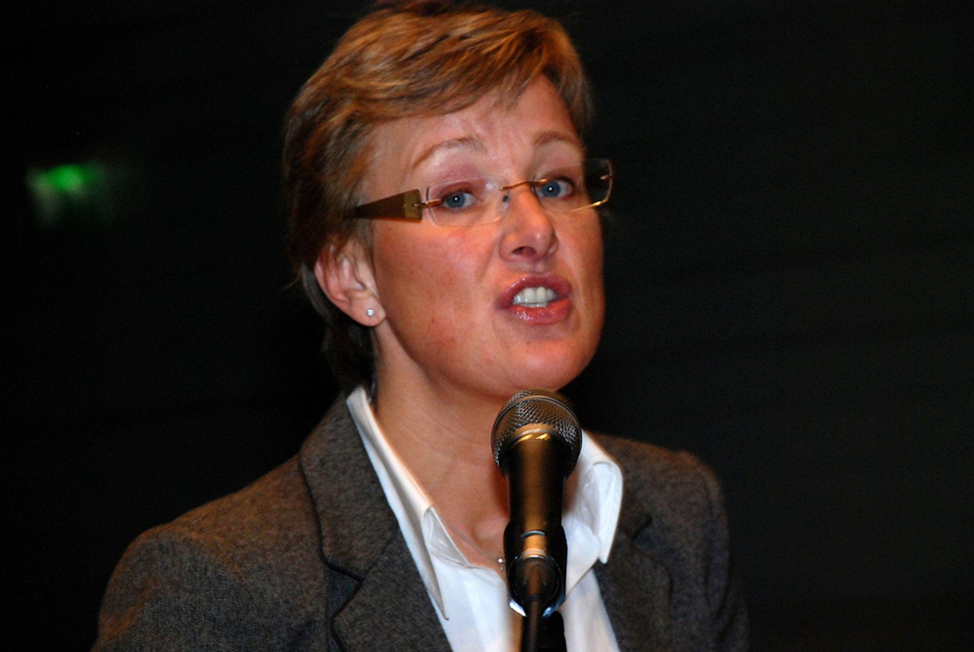 Statssekretær Sigrid Hjørnegård