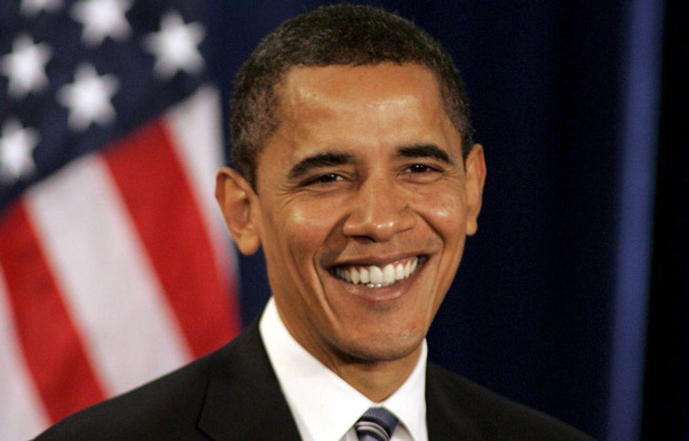 Illustrasjonfoto. Barack Obama.