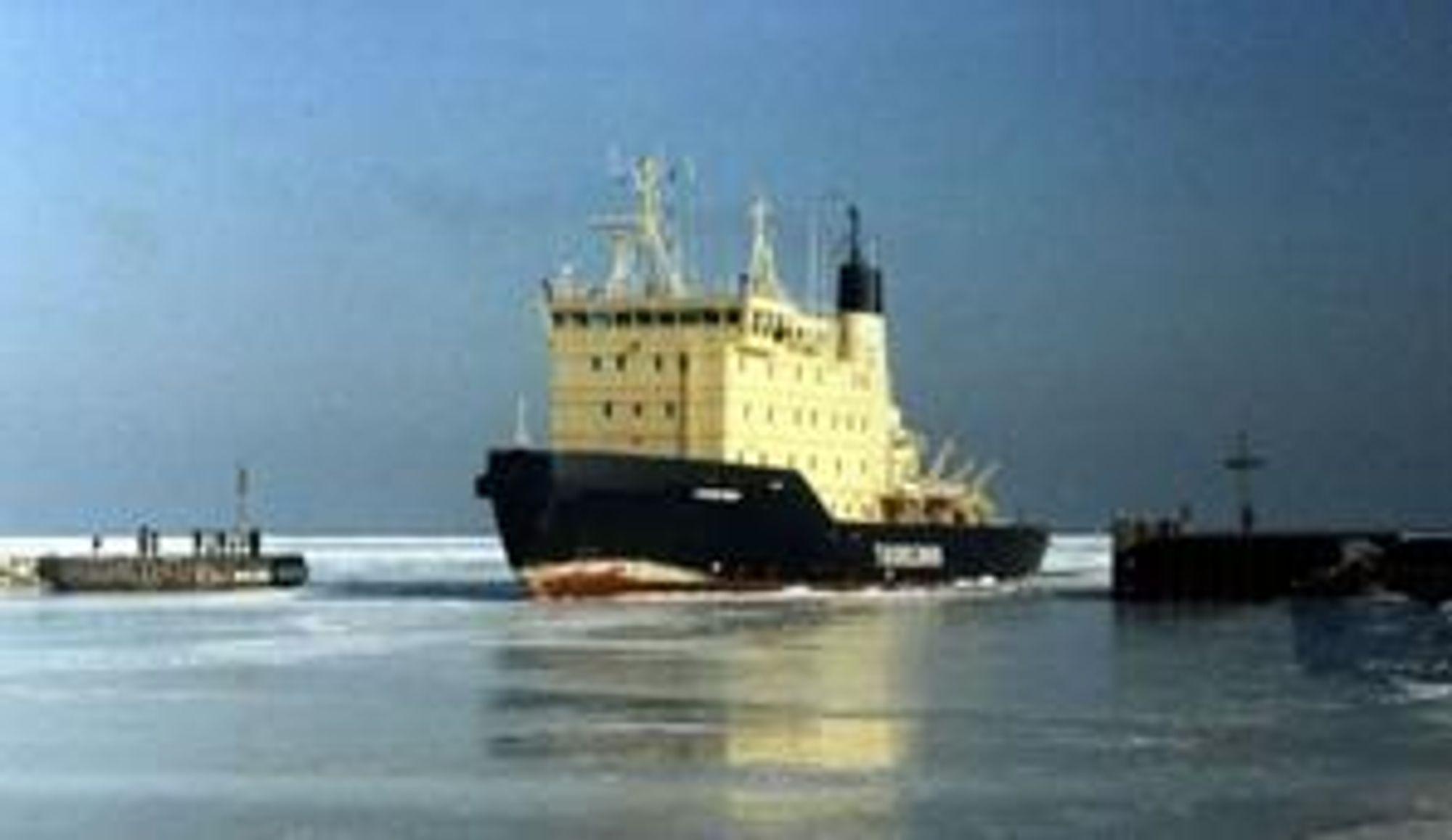 isbryteren Thorbjørn ble ferdigstilt ved Svendborg Værft i 1981 og er både sjøoppmålingsskip og isbryter. To hovedmotorer driver to skruer. Den holder 16 knop og kan takle 1,5 meter tykk is. Thorbjørn er 67 meter lang og 15 meter bred. Besetningen er på 24 personer.