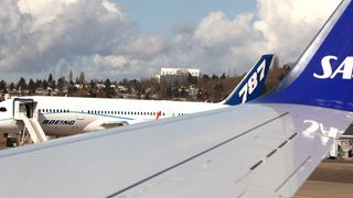 BILDESERIE: Her bygges Boeing-flyene