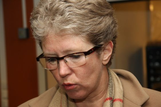 Hydro-direktør Hilde Merete Aasheim