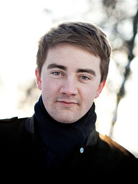 Ola Skaalvik Elvevold, leder i miljøorganisasjonen Natur og Ungdom.