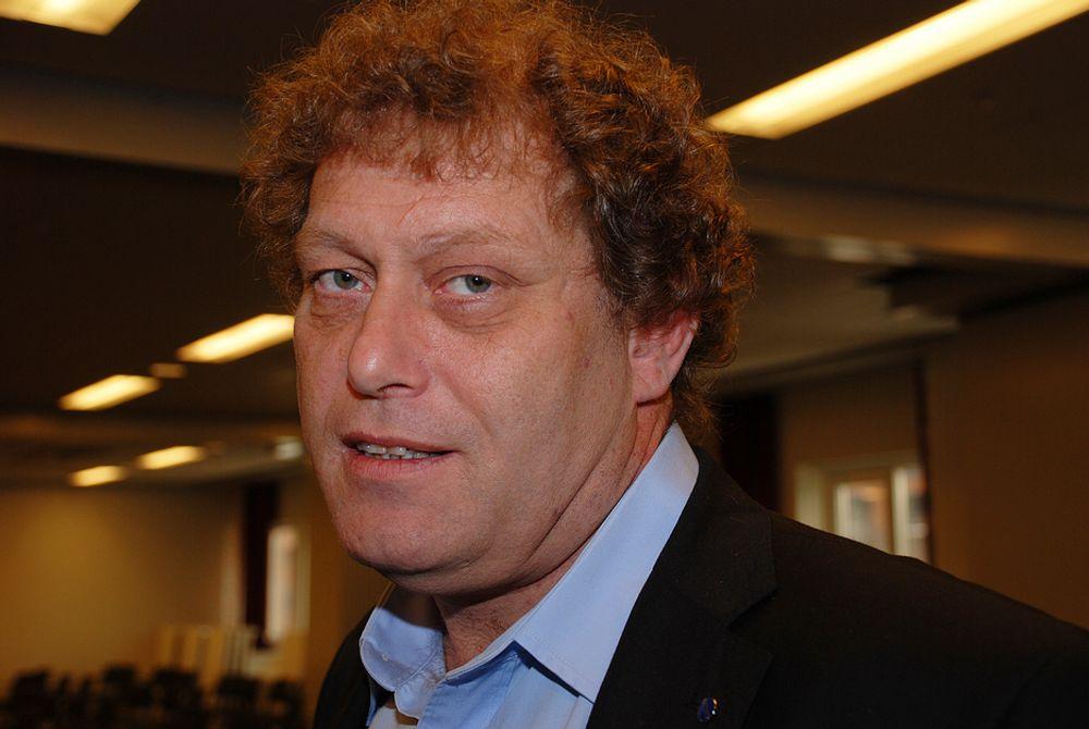 KREVER STERK LUT: En fornøyd Bellona-leder Frederic Hauge mente at nå må regjering og Storting følge opp med lovverket.