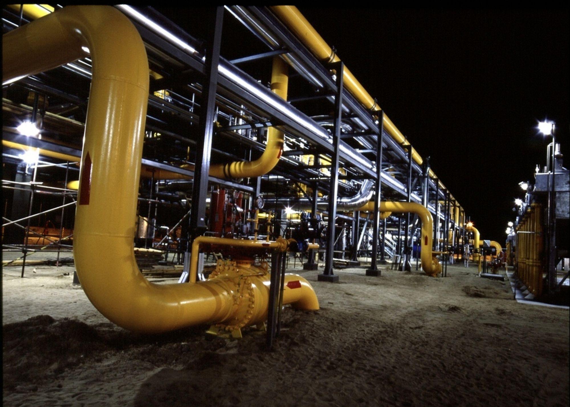 Dalsnuten-resultatene kan påvirke norsk gasseksport.