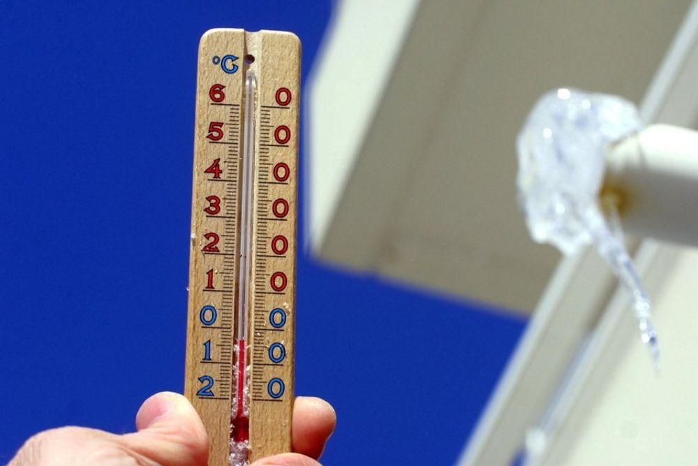 KALDT: Gjennomsnittstemperaturen i Trondheim ligger an til å bli ned mot fire minusgrader denne måneden. Normalen i november er 0,5 plussgrader.