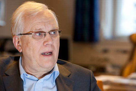 NTNU rektor Torbjørn Digernes