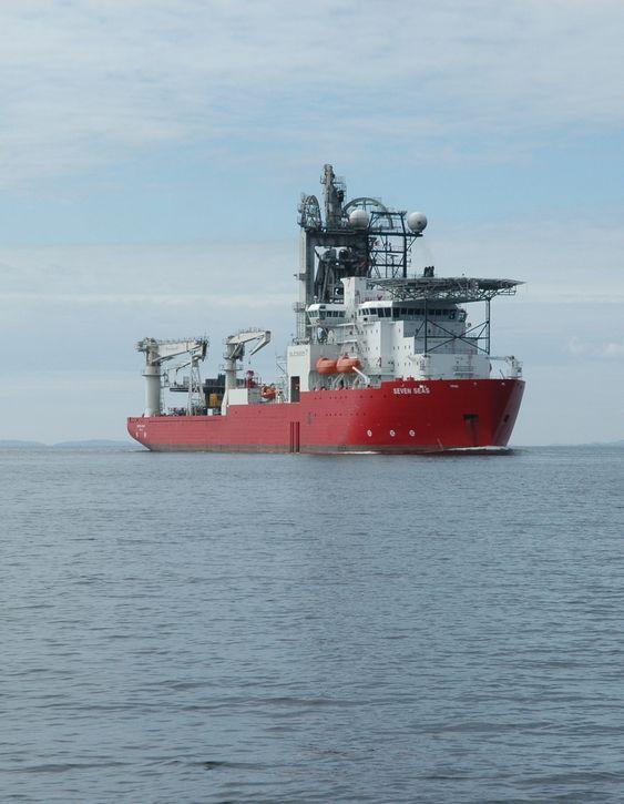 Spesialskip seven seas