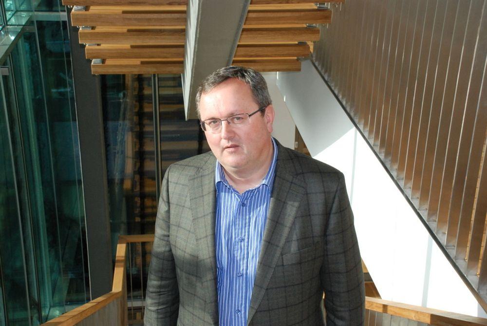 Energi Norges Steinar Bysveen mener han har fått lede Energi Norge i en spesielt interessant periode. Snart går han til Statkraft.