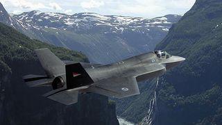 F-35 er ikke ferdigtestet før 2016