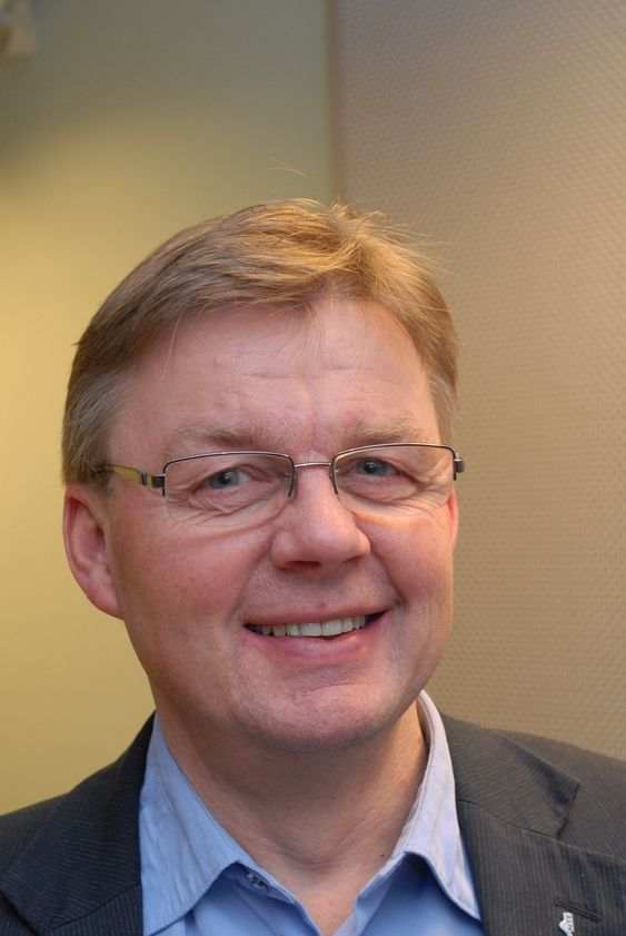 Administrerende direktør Harald A. Lein i NTE Marked