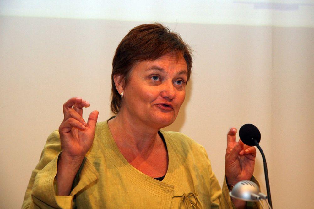 ALLE: FAD og statsråd Rigmor Aasrud tar i bruk utradisjonelle metoder når en ny tjeneste skal ut på anbud.