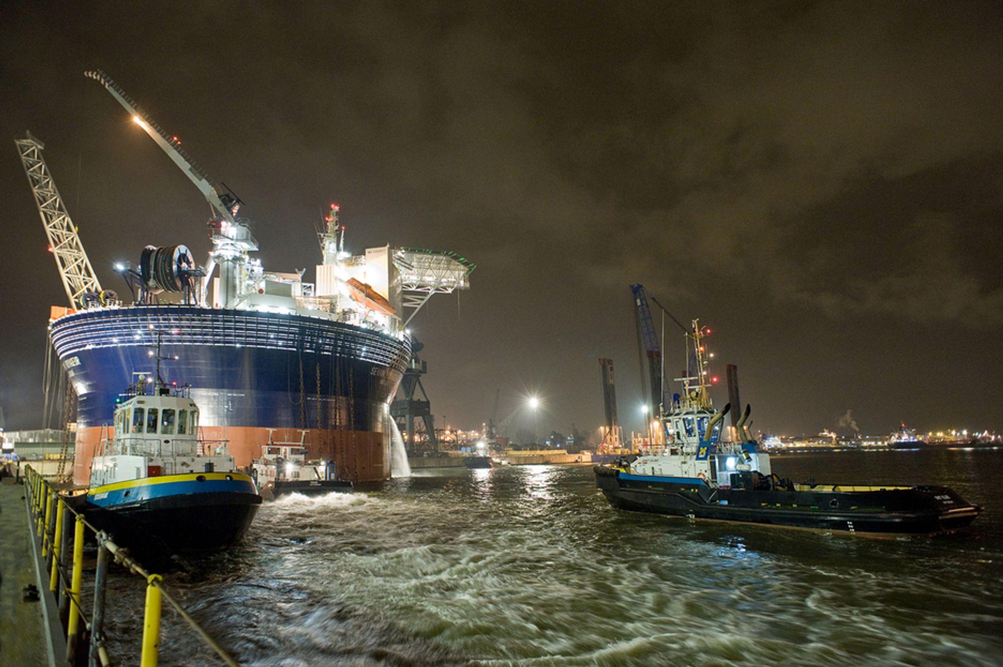 Oppgraderingen av Sevan Voyageur ser ut til å bli langt dyrere enn antatt for Sevan Marine.