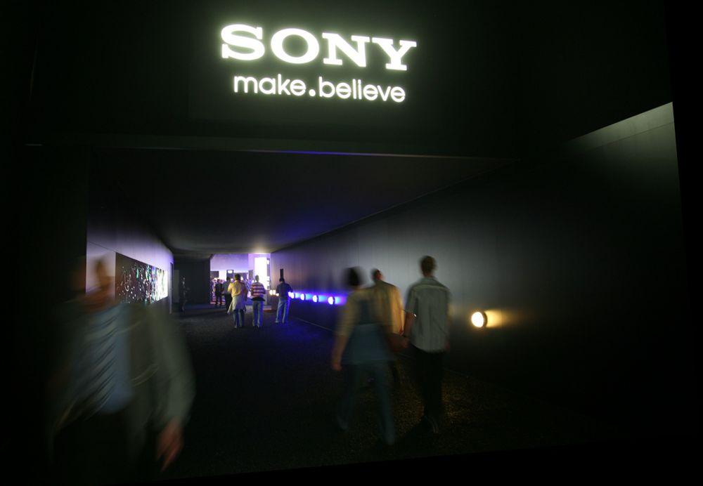 IFA: Giganten Sony utfordrer giganten Apple.