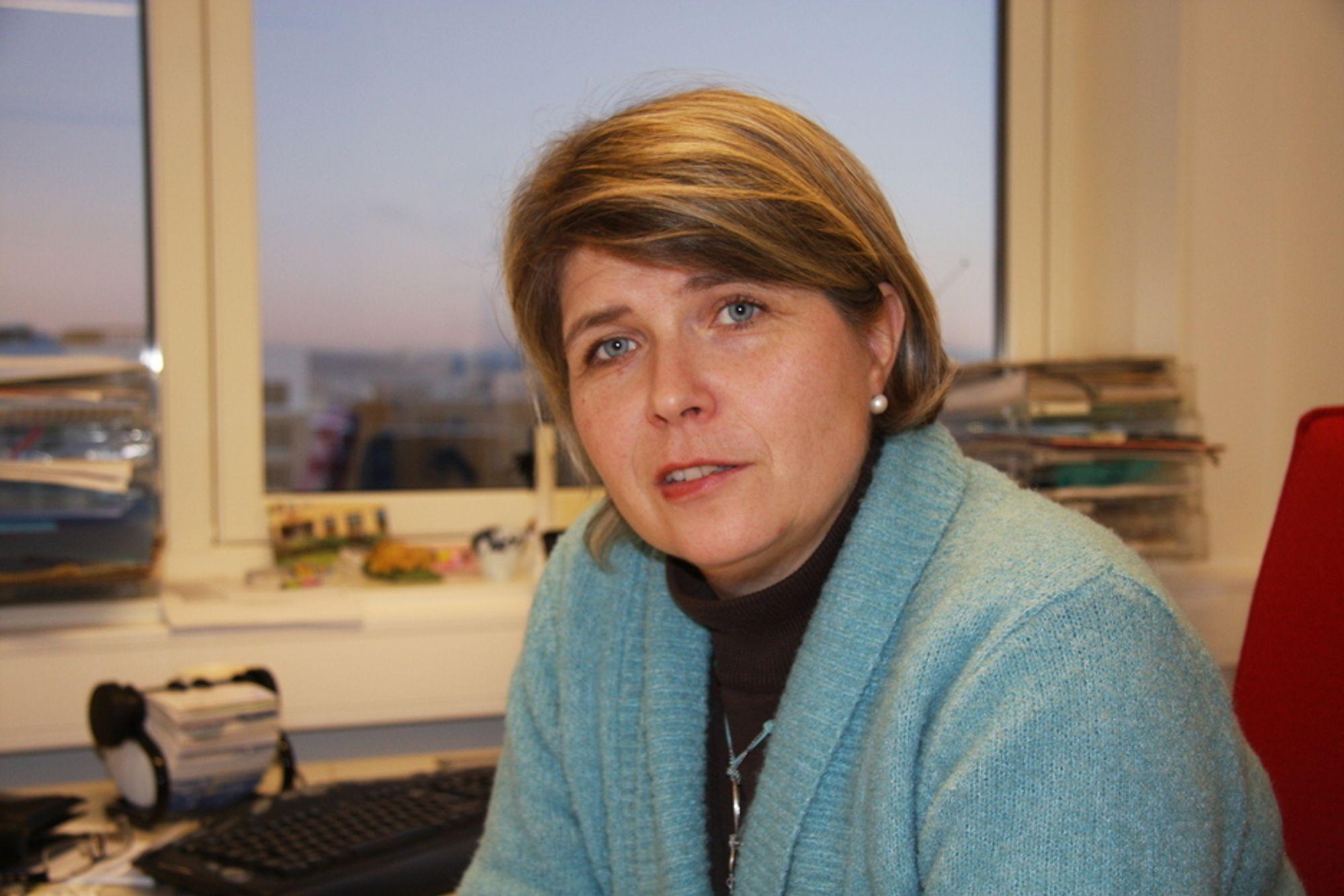 Våre 25 000 eiere har en strategisk interesse av å redusere prisgapet mellom importert og nasjonalt storfekjøtt, sier kommunikasjonsdirektør Nina Sundqvist i Nortura.