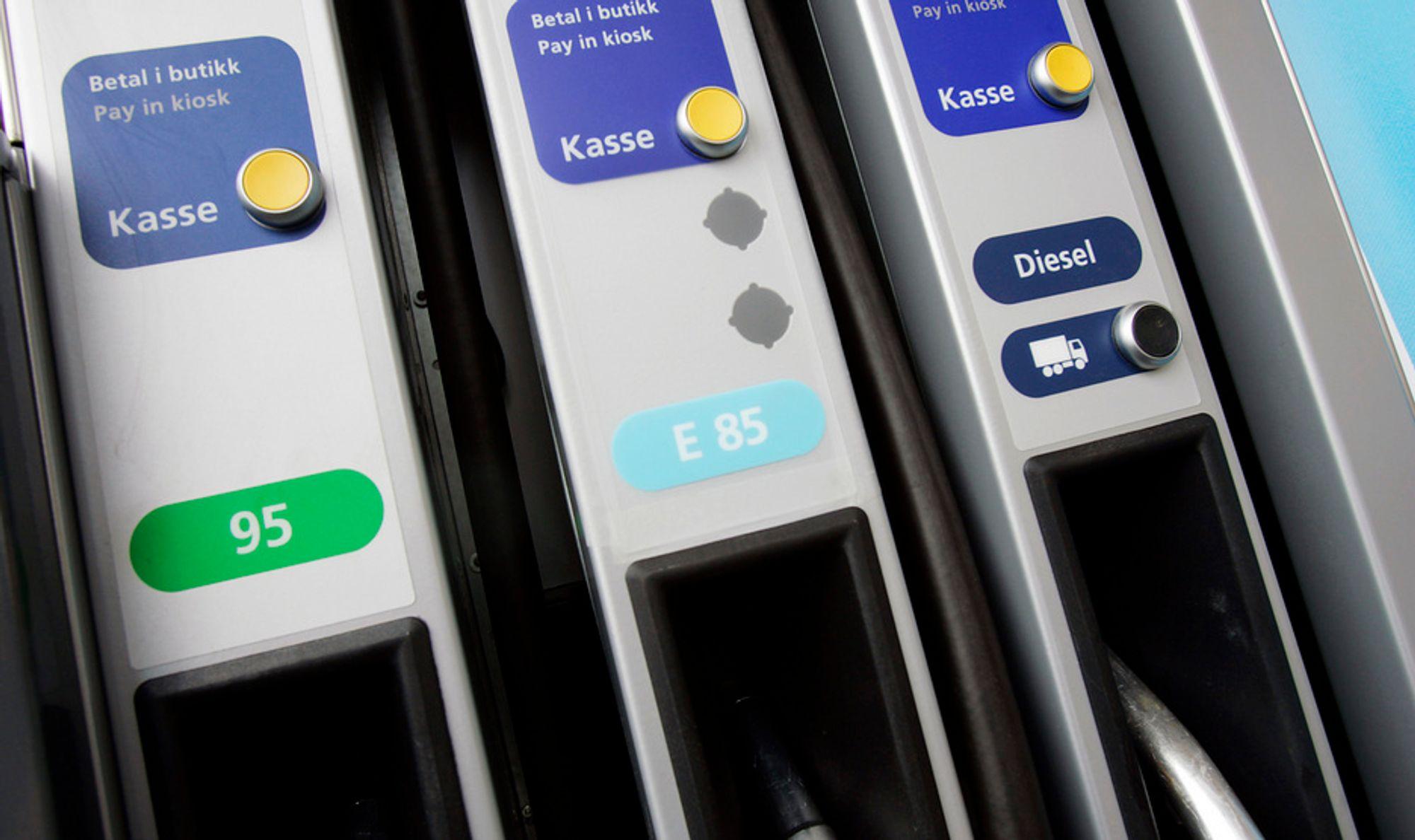 Omsetningspåbud for biodrivstoff blir positivt mottatt av Norske Skog. De har planer klare for fabrikk på hønefoss, men trrenger pengehjelp.
