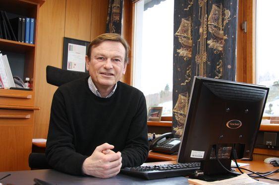 Administrerende direktør Jan Fredrik Meling, Eidesvik Offshore. Ansatt fra 2005, da rederiet ble børsnotert. Eidesvik er kjent for å gå foran i miljøtankesett og HMS. Første med LNG-drevne supplyskip og test av  brenselcelle på 320 kW på LNG-drevne Viking Lady.