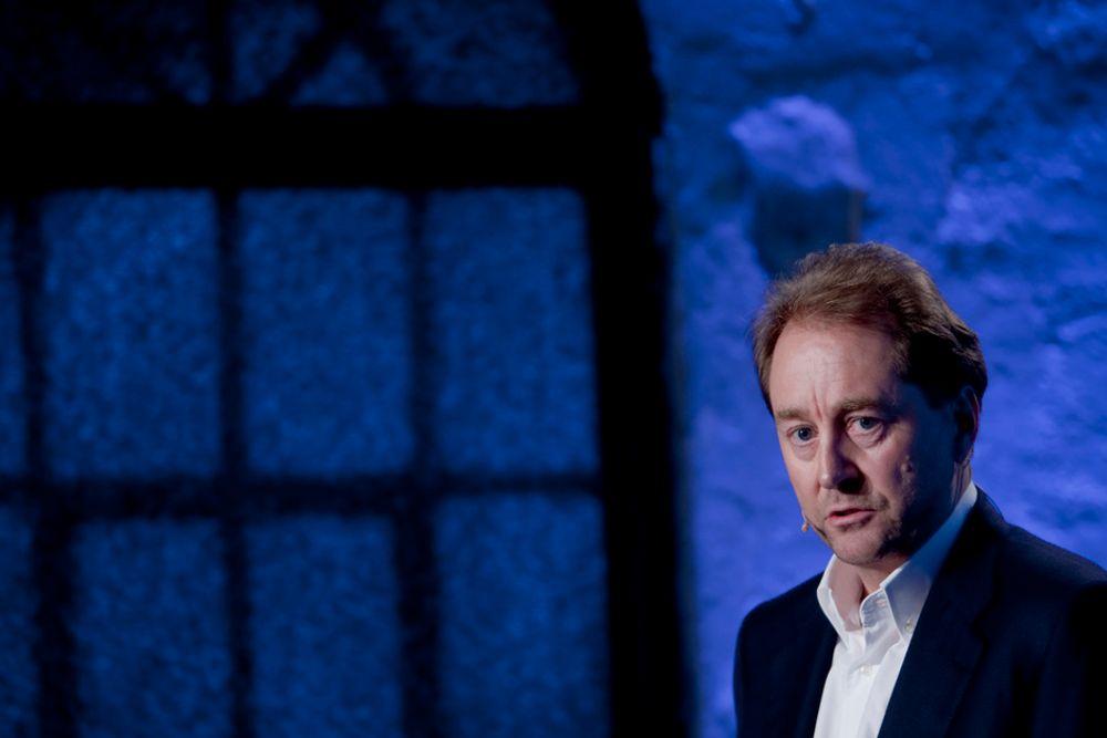 TILBAKE FRA GRAVEN: Han fjernet et av de stolteste norske industrikonsernnavnene i 2008. Nå bringer samme Kjell Inge Røkke tilbake Kværner-navnet.