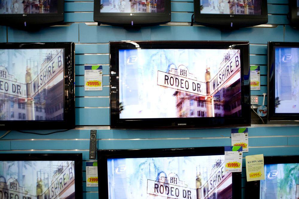 STYRER: Sammen med Expert antas det at Elkjøp har 80 prosent av elektronikkmarkedet. Nå mistenker Sifo manipulering av markedet.